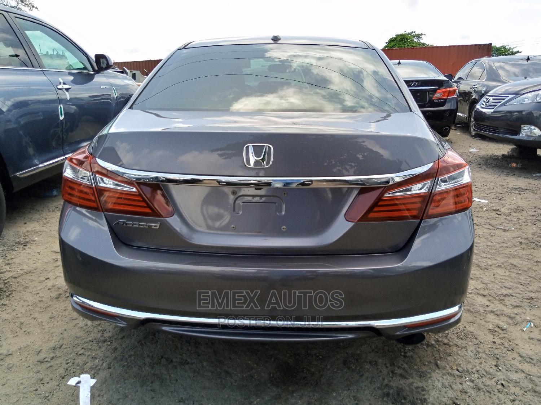 Honda Accord 2014 Gray   Cars for sale in Apapa, Lagos State, Nigeria