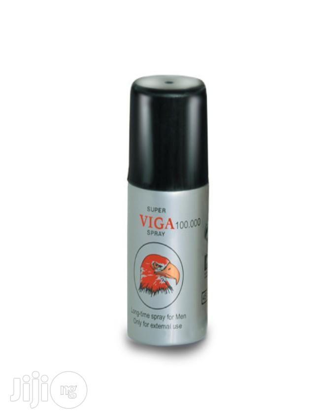Super Viga Delay Spray