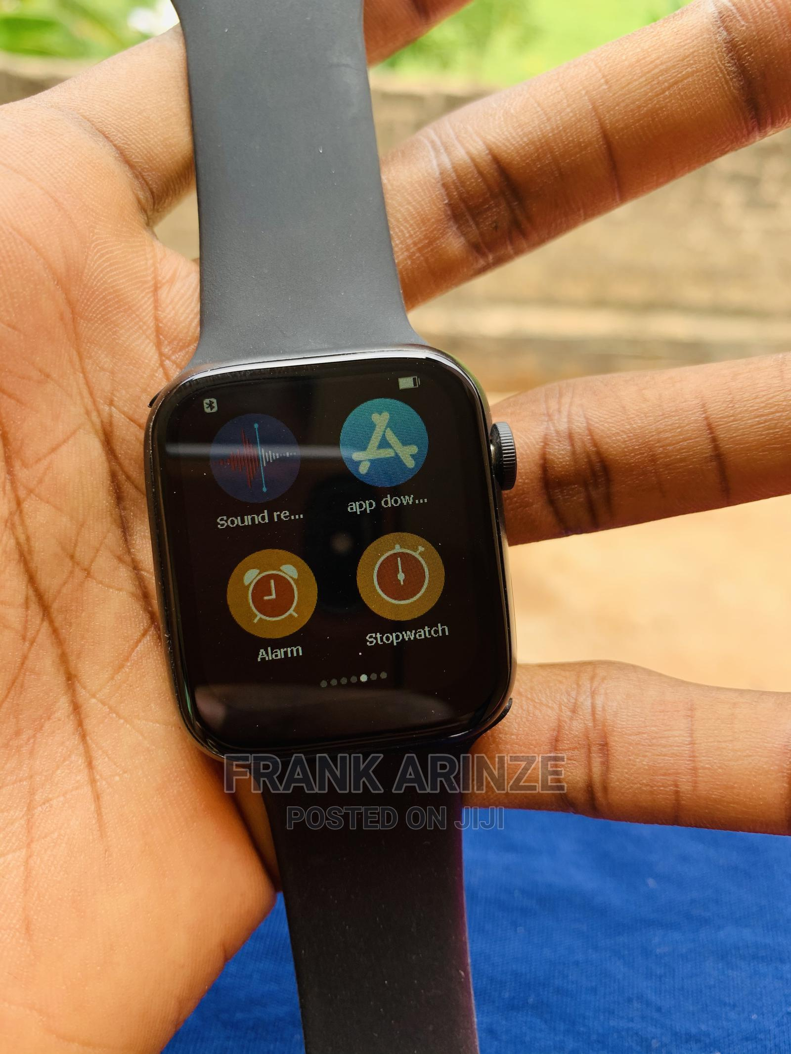 Smart Watch Clone Series 6   Smart Watches & Trackers for sale in Onitsha, Anambra State, Nigeria