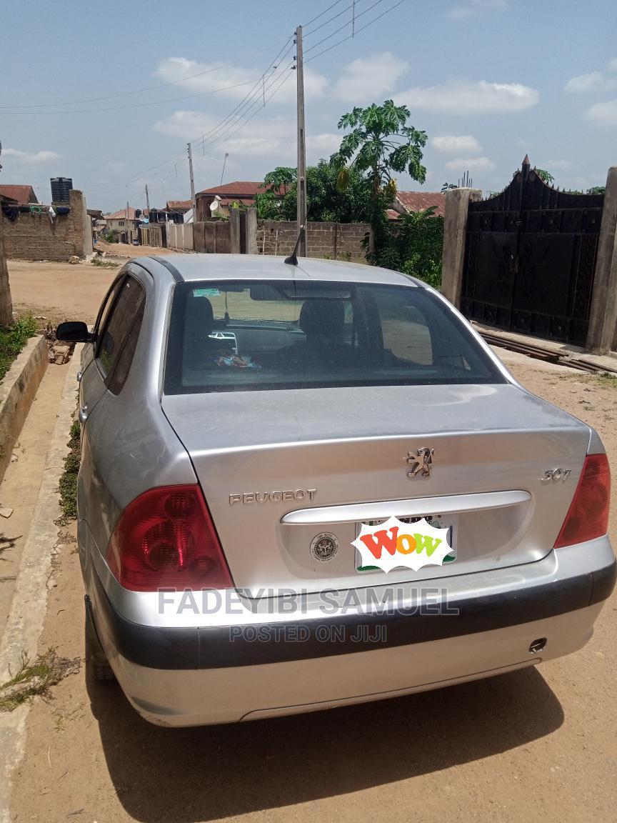 Peugeot 307 2005 SW 1.6 Gray | Cars for sale in Ado Ekiti, Ekiti State, Nigeria