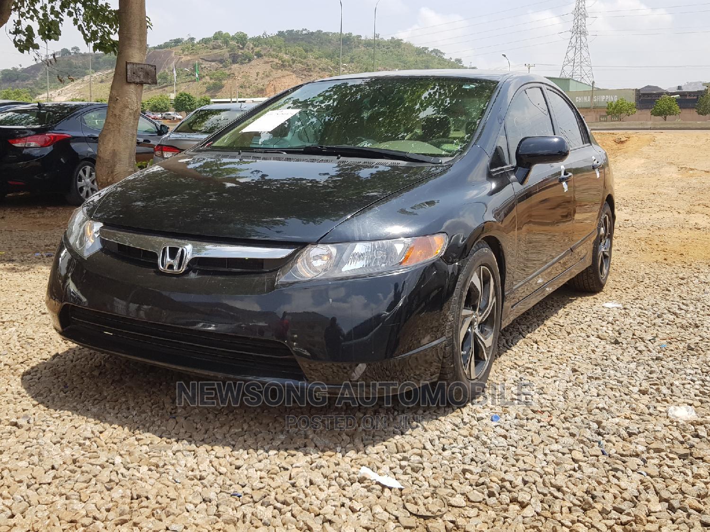 Archive: Honda Civic 2007 1.8 Sedan EX Black