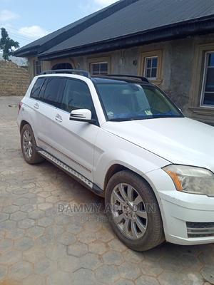Mercedes-Benz GLK-Class 2010 350 4MATIC White | Cars for sale in Osun State, Ede