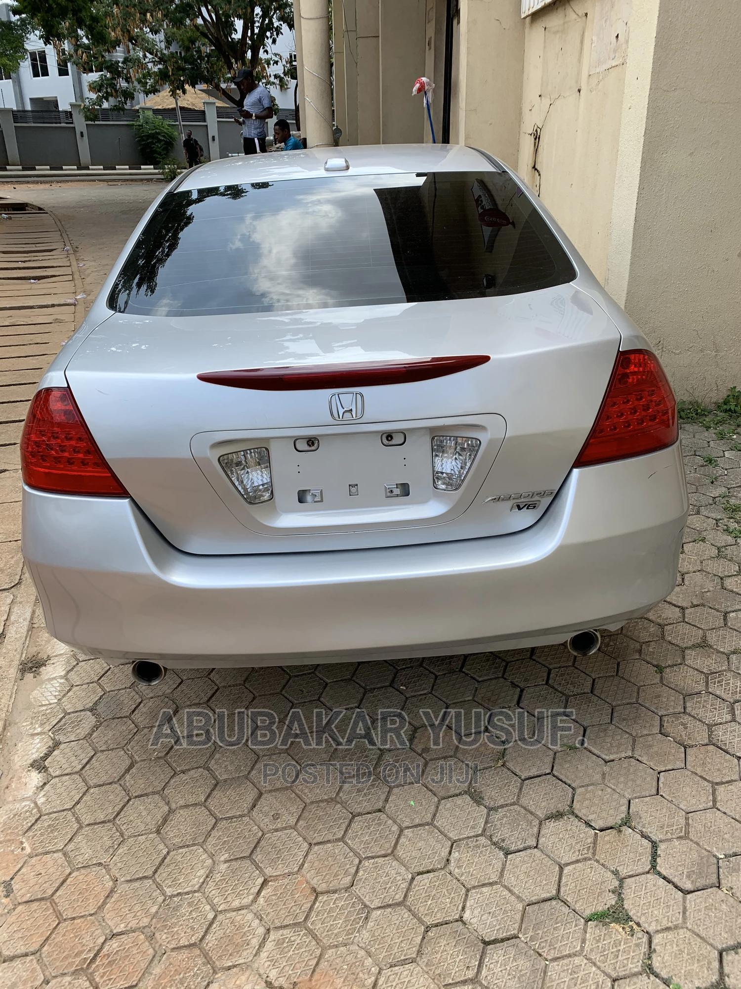 New Honda Accord 2006 Silver   Cars for sale in Wuse, Abuja (FCT) State, Nigeria