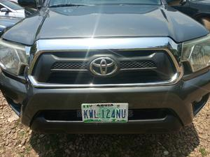 Toyota Tacoma 2015 Gray   Cars for sale in Abuja (FCT) State, Central Business District