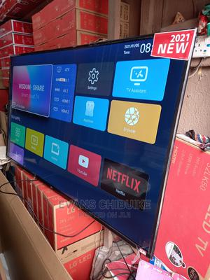 LG 65 Inches Smart TV | TV & DVD Equipment for sale in Lagos State, Ojo