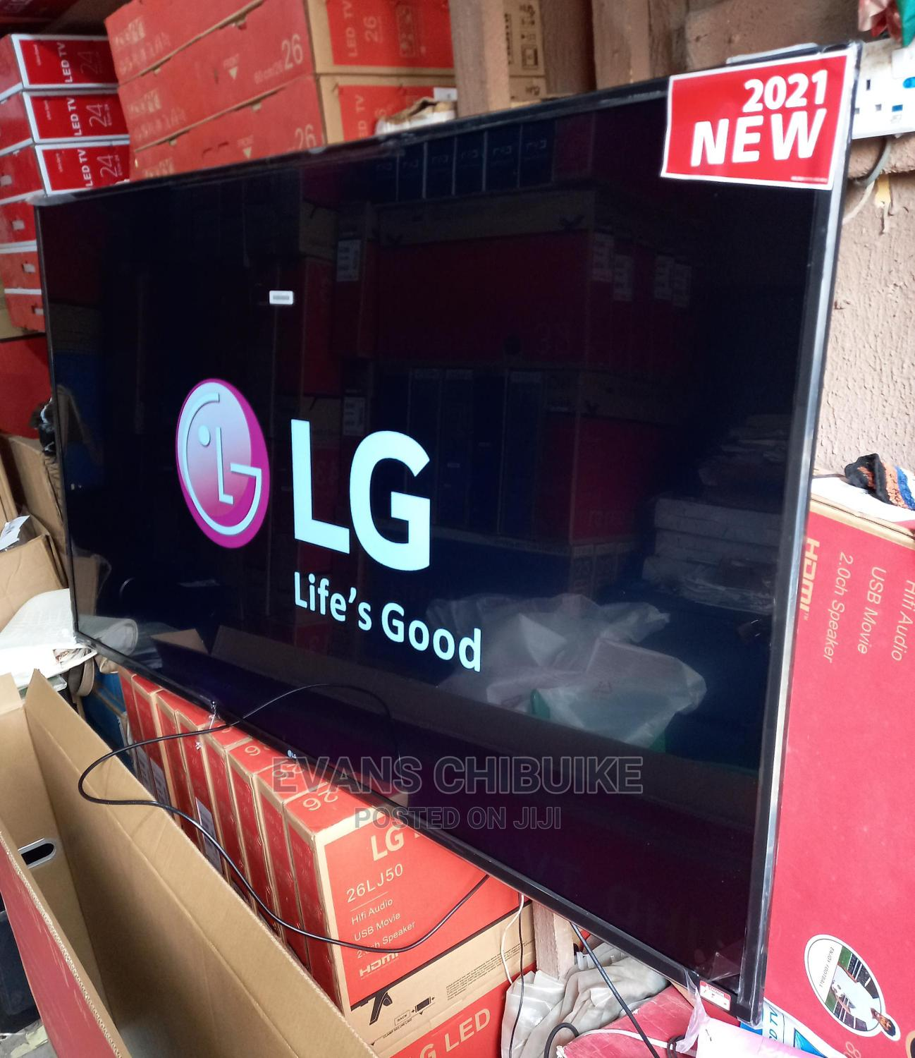 LG 65 Inches Smart TV | TV & DVD Equipment for sale in Ojo, Lagos State, Nigeria