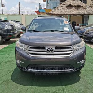 Toyota Highlander 2011 Limited Gray   Cars for sale in Lagos State, Ilupeju