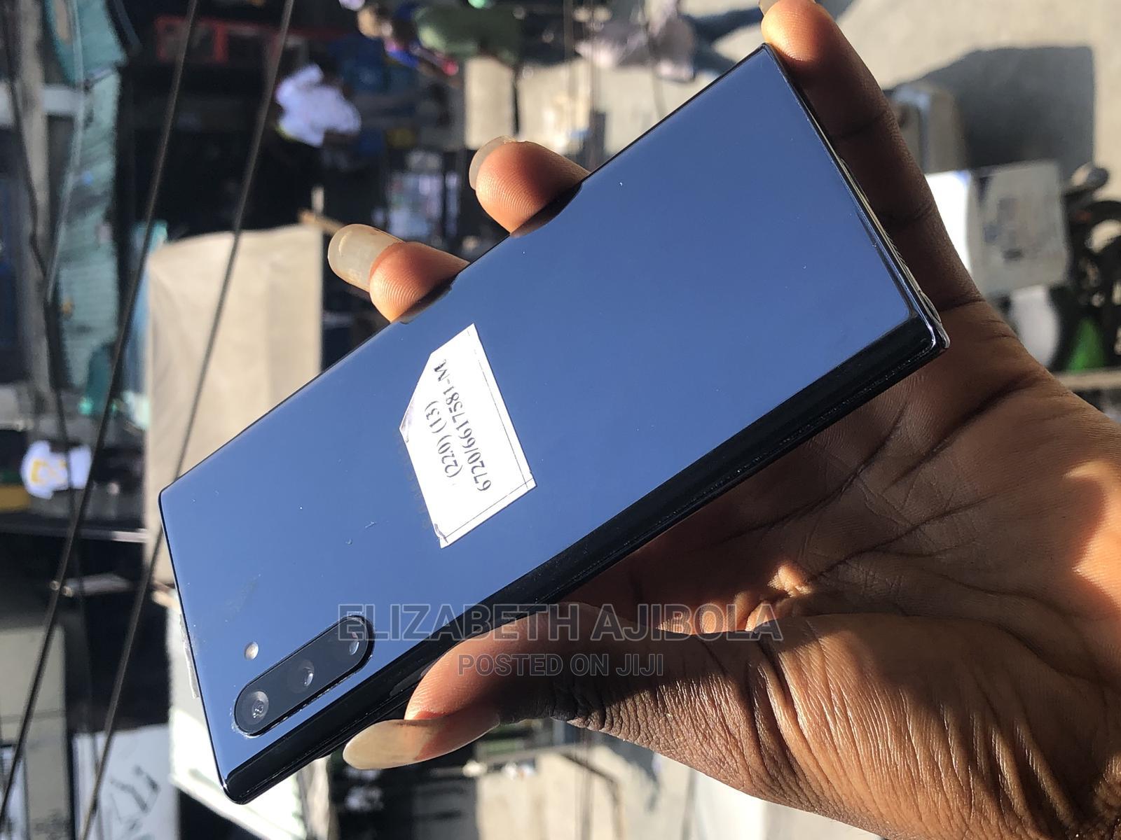 Samsung Galaxy Note 10 Plus 256 GB Blue