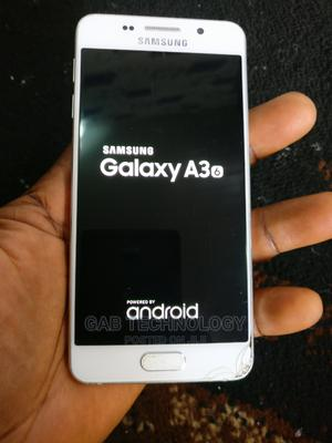 Samsung Galaxy A3 16 GB White | Mobile Phones for sale in Lagos State, Ikeja