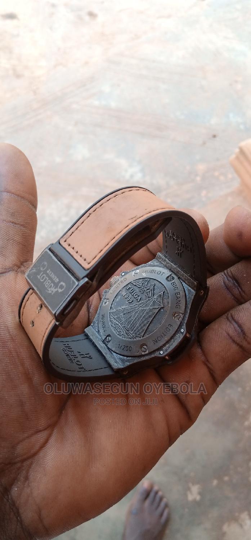 Archive: Neatly Used Original Hublot Wrist Watch 4 Sale%A Bonus Price