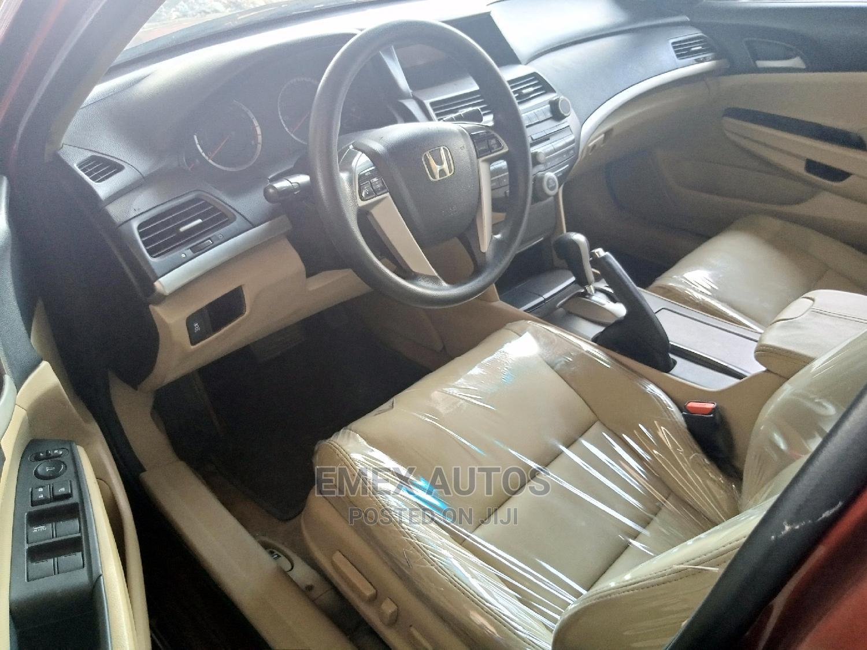 Honda Accord 2012 Coupe EX-L