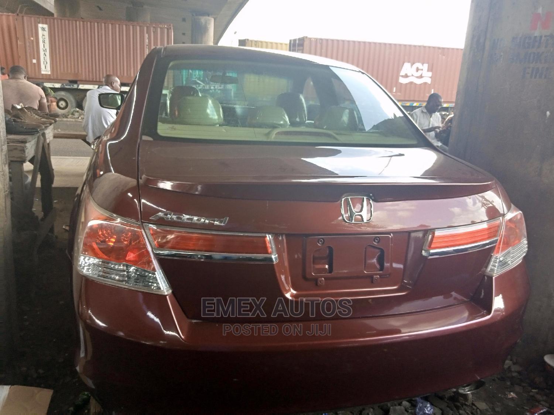 Honda Accord 2012 Coupe EX-L   Cars for sale in Apapa, Lagos State, Nigeria