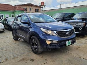 Kia Sportage 2013 Blue   Cars for sale in Lagos State, Ogba