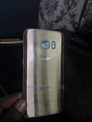 Samsung Galaxy S7 64 GB Gold   Mobile Phones for sale in Lagos State, Lagos Island (Eko)