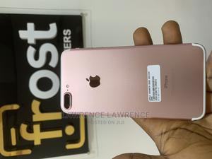 Apple iPhone 7 Plus 32 GB Gold   Mobile Phones for sale in Abuja (FCT) State, Wuse 2