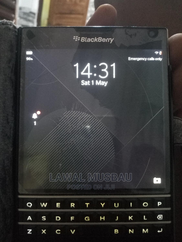 BlackBerry Passport 32 GB Black | Mobile Phones for sale in Oyun, Kwara State, Nigeria