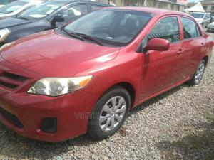 Toyota Corolla 2013 Red | Cars for sale in Ondo State, Akure