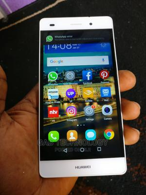 Huawei P8 Lite 16 GB White | Mobile Phones for sale in Lagos State, Ikeja