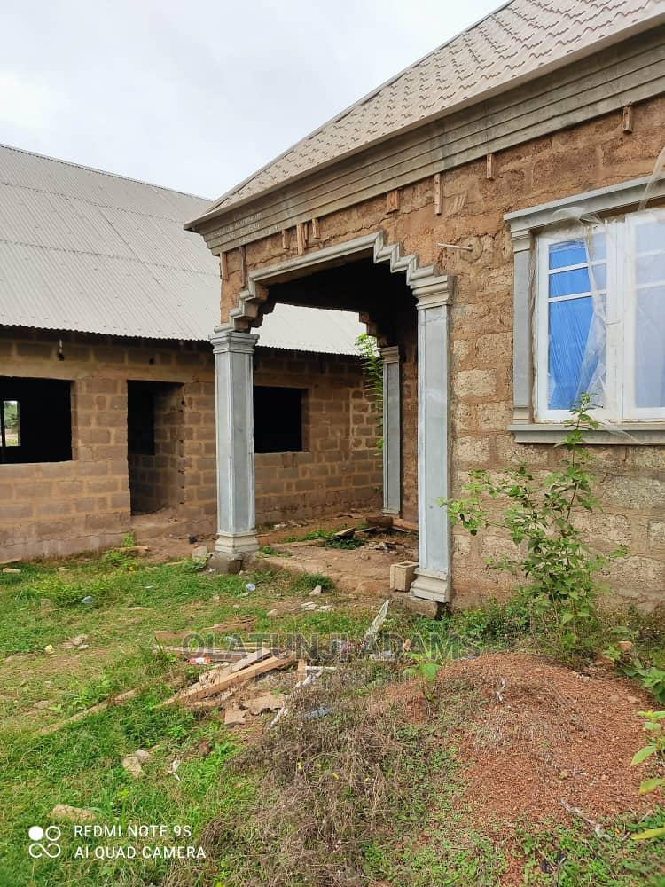 Uncompleted 4bdrm Bungalow