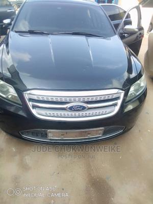 Ford Taurus 2012 Limited Black   Cars for sale in Lagos State, Alimosho