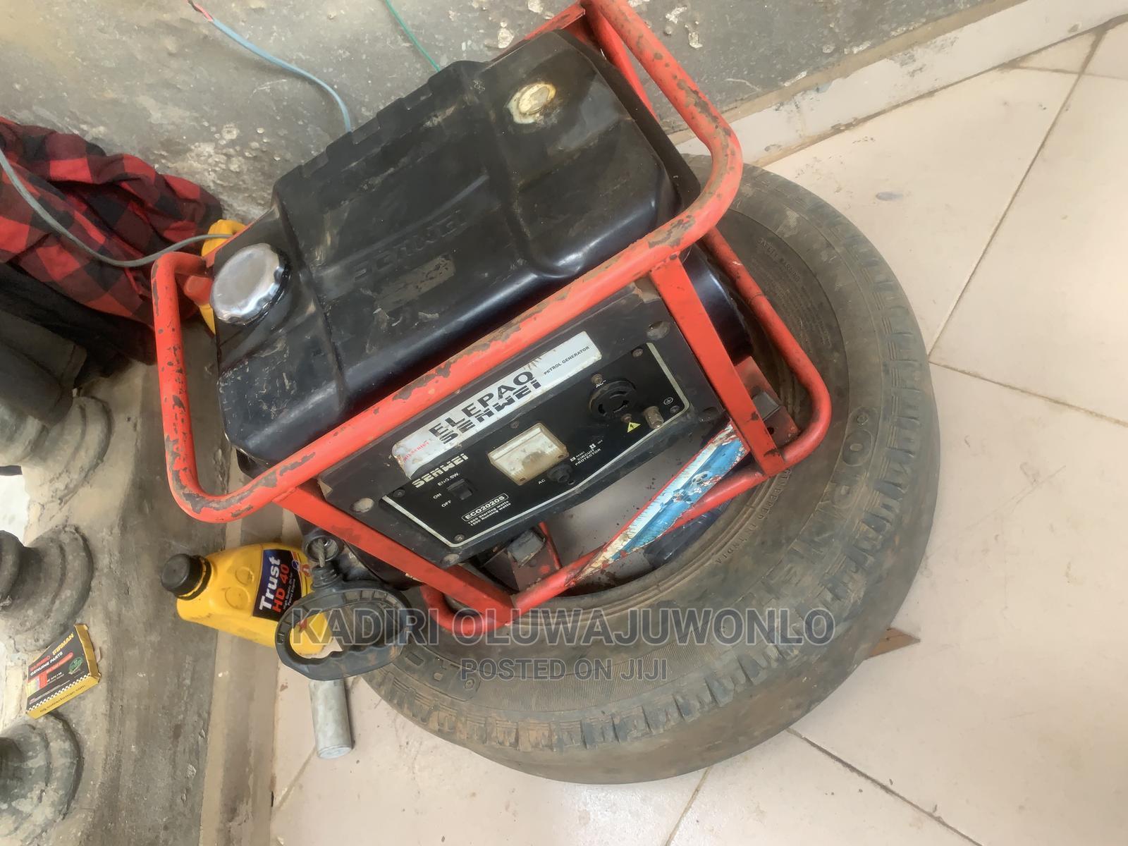 Archive: Elepaq Mini Generator