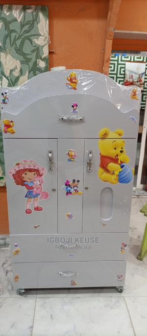 Baby Wooden Wardrop   Children's Furniture for sale in Lagos State, Surulere