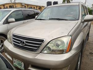 Lexus GX 2004 Gold   Cars for sale in Lagos State, Ikeja
