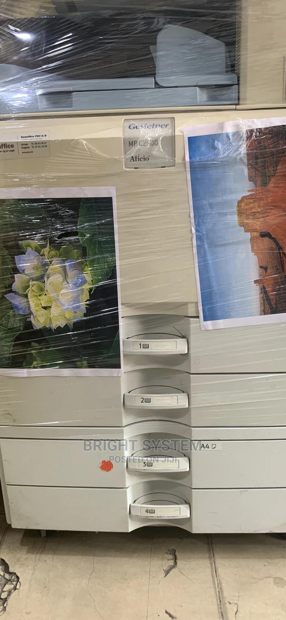 Archive: Gestetner Direct Image Printer