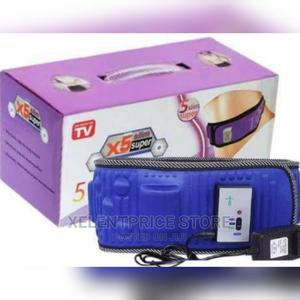 X5 Super Slimming Belt | Sports Equipment for sale in Lagos State, Alimosho