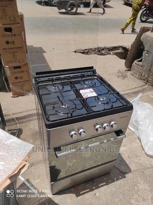 New Maxi Gas Cooker 4 Gas Auto Ignition Cooker + Oven Grill   Kitchen Appliances for sale in Lagos State, Ojo