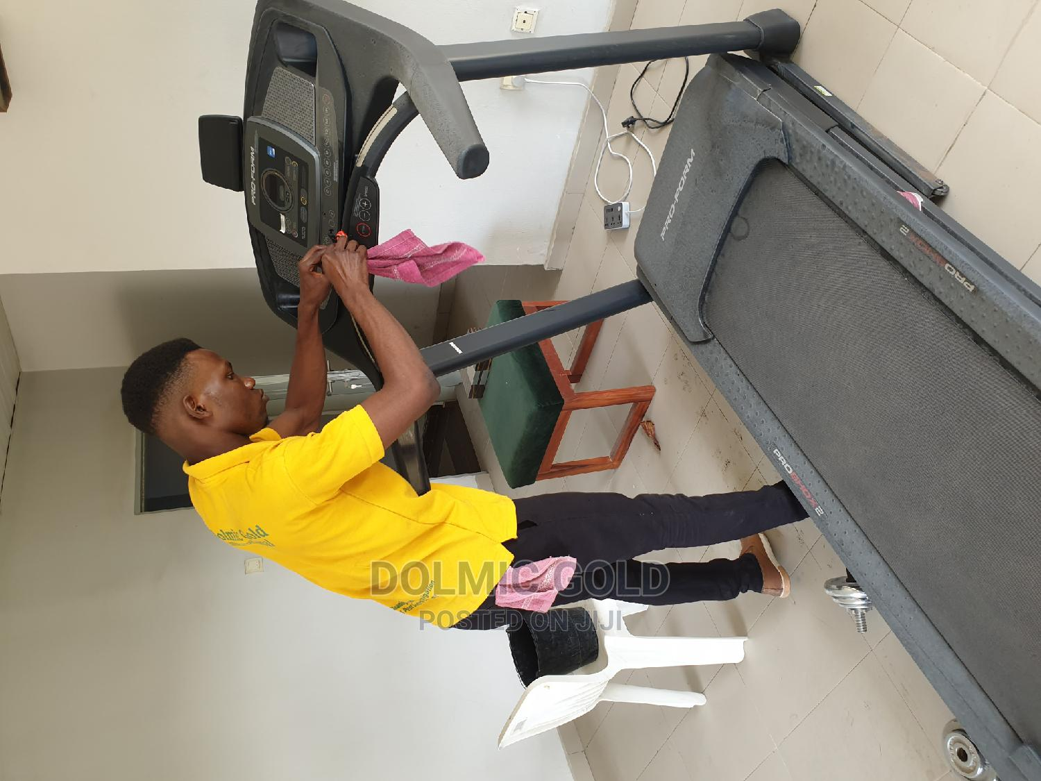 Professional Deep House Cleaners | Cleaning Services for sale in Surulere, Lagos State, Nigeria