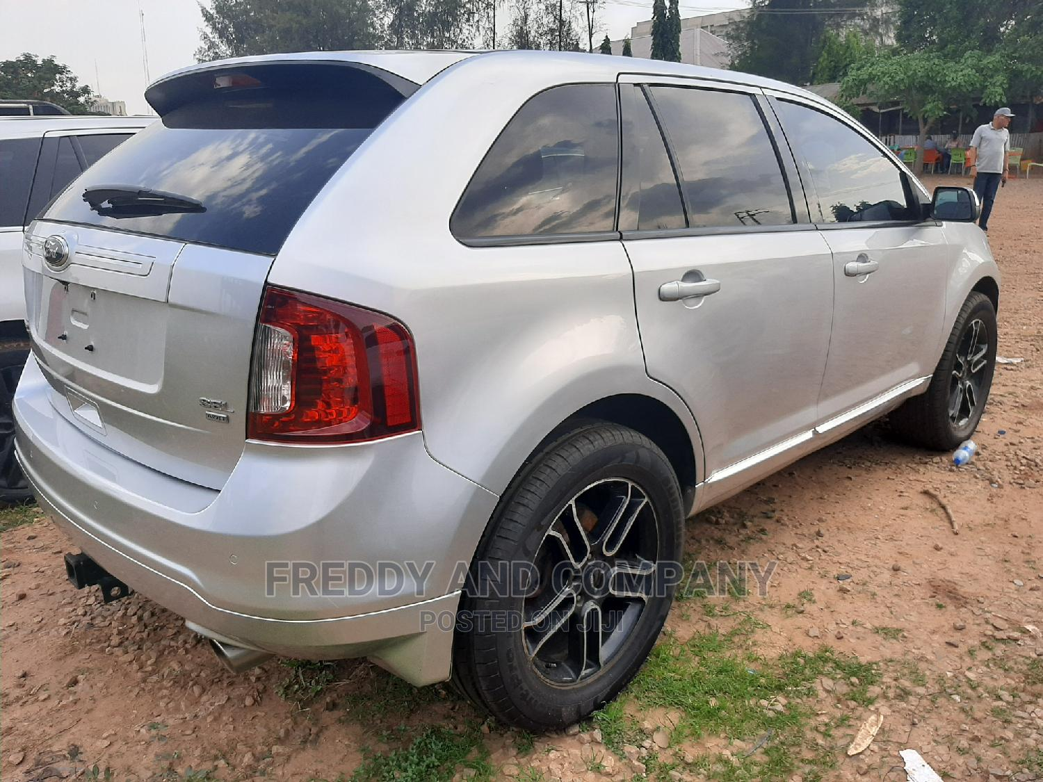Ford Edge 2013 Silver | Cars for sale in Central Business Dis, Abuja (FCT) State, Nigeria