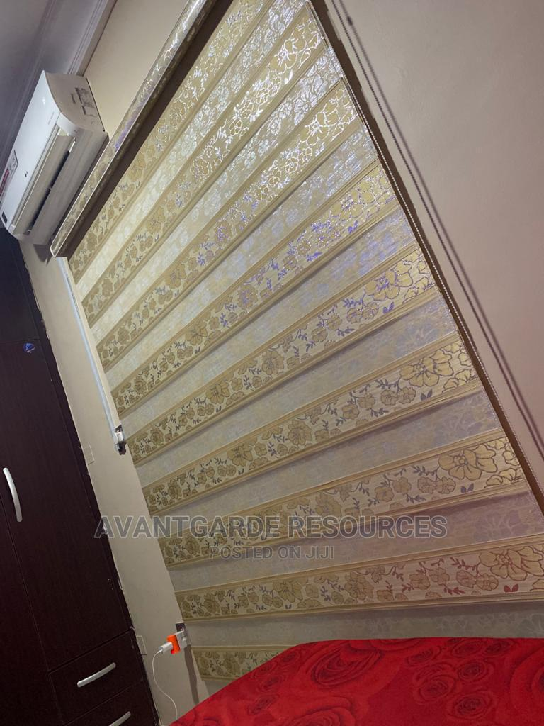 Day and Night Window Blinds at Agege
