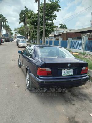 BMW 335i 2003 Blue | Cars for sale in Lagos State, Ikeja