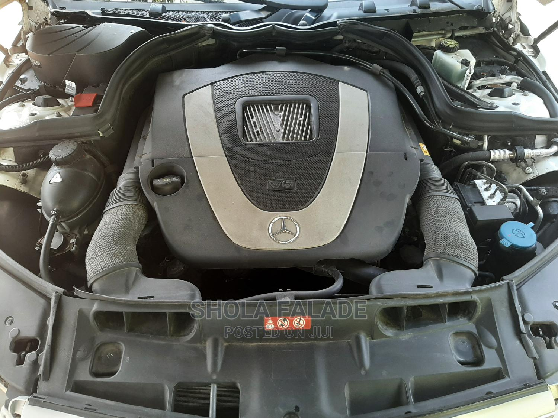 Archive: Mercedes-Benz C350 2008 White