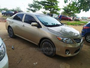 Toyota Corolla 2013 Gold   Cars for sale in Abuja (FCT) State, Durumi
