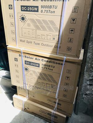 Dc /Solar Air Conditioner 1hp 24volt | Solar Energy for sale in Abuja (FCT) State, Central Business District