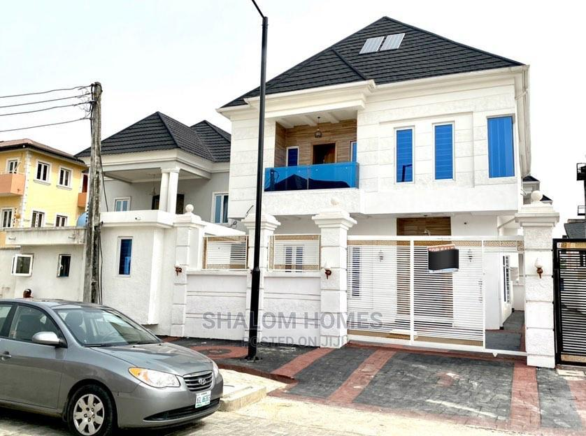 Brand New 5 Bedroom Fully Detached Duplex With BQ