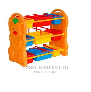 Toys Shelf and Storage Organizer | Children's Furniture for sale in Lagos State, Ajah