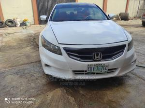 Honda Accord 2008 2.4 EX-L Automatic White   Cars for sale in Oyo State, Ibadan