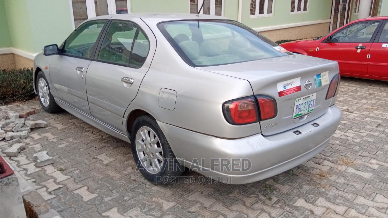 Nissan Primera 2002 Silver