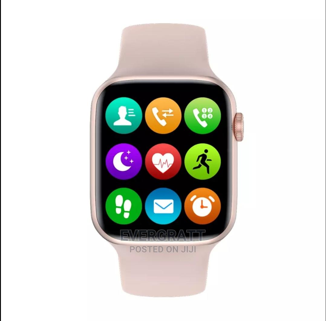 Apple Series 6 ( CL) W34+ Smart Watch | Smart Watches & Trackers for sale in Uyo, Akwa Ibom State, Nigeria