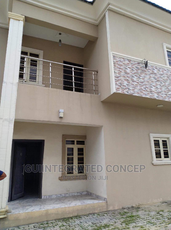 Brand New 4 Bedrooms Detached Duplex
