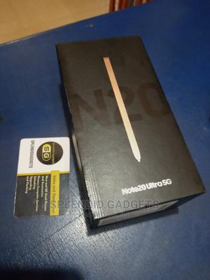 Samsung Galaxy Note 20 Ultra 5G 128GB Gold | Mobile Phones for sale in Anambra State, Nnewi