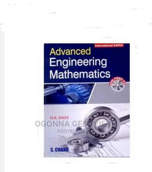 Advanced Engineering Mathematics By H.K Dass   Books & Games for sale in Lagos State, Yaba