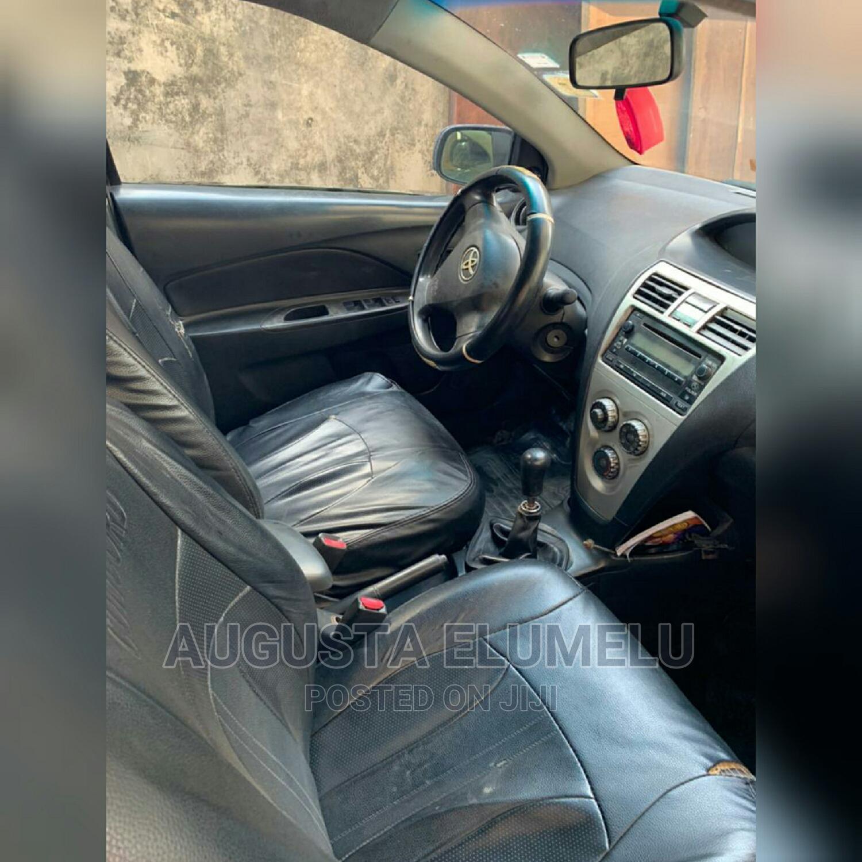 Toyota Yaris 2008 1.3 Blue | Cars for sale in Ikoyi, Lagos State, Nigeria