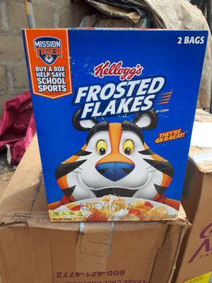 Kellogg's Frosted Flakes 1.56kg | Meals & Drinks for sale in Lagos State, Agboyi/Ketu