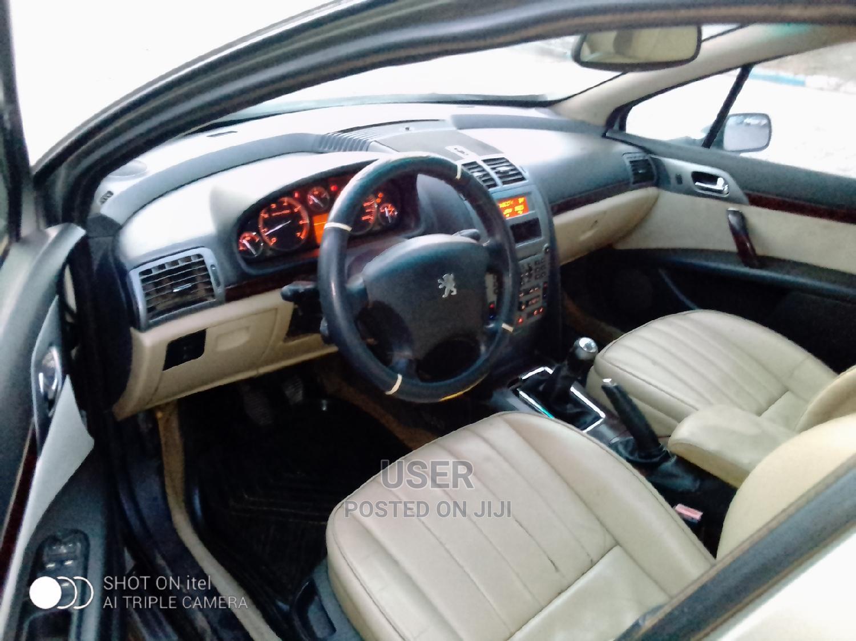 Archive: Peugeot 407 2007 2.0 SW Gold