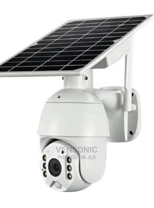Solar Rotating Cctv Camera | Security & Surveillance for sale in Lagos State, Ojo