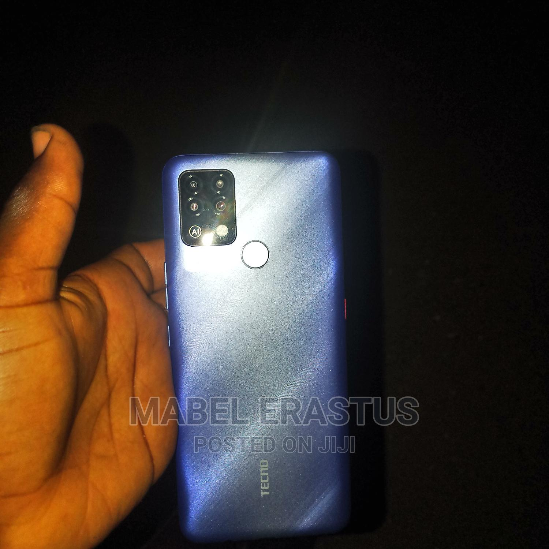 New Tecno Pova 128 GB Blue